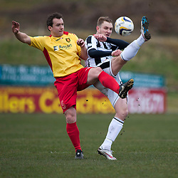 Albion Rovers v Elgin City | Scottish League Two | 28 March 2015