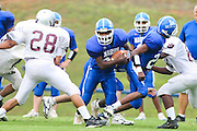 MCHS Varsity Football .Scrimmage .vs Warren County .8/14/2008