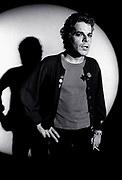 Ian Dury Backstage