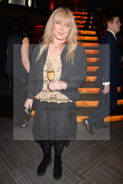 Helen Lederer at the Costa Book of The Year Awards held at Quaglino's, 16 Bury Street, London England. 31 January 2017.