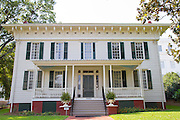 The first White House of the Confederacy, Montgomery, AL, USA