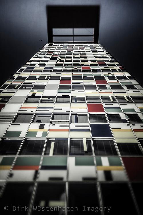 Colorium Medienhafen Düsseldorf, Deutschland
