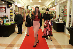 MERRION SHOPPING CENTRE TRADING  30 YEARS IN THE HEART OF DUBLIN 4.<br />CELEBRATED THEIR 30TH BIRTHDAY FRI 16TH SEPT 2016.<br />Pictured at The Merrion Centre 30th Birthday Party Celebrating were:<br />Hannah Goff, Lyn Kelly and Yomiko Chen Conway.<br />The Merrion Centre was delighted to have their 30th Birthday Party and invited all of their customers to come along and join in our celebrations on the day. The Merrion Shopping Centre chose this as an opportunity to reward and thank all of their Customers for shopping with them over the last 30years in the heart of Dublin 4.<br />Fun on the day included an Artisan Food Fair from all of their Tesco Suppliers, with Musical Entertainment, Chocolate and Ice cream surprises, Beauty make overs and demonstrations, skin & hair consultations, nutritional one to one advice, and some fantastic offers on the day from all of our 18  retail stores. They had some wonderful prizes to be won and raffle in aid of Temple Street Hospital.<br />The evening was closed off with a fantastic fashion show from Ribbon Rouge (Ribbon Rouge in The City) from their Ladies Boutique, owned by Joanne Mallon a recent addition to The Merrion Centre since March . Featuring labels such as In -Wear, Oky Coky, FCUK, Armani, Diva and many more. Fashion show also featuring a range of shoes and boots from Cinders Shoes Boutique trading 25years in the Merrion Centre.<br />The Merrion Shopping Centre who offers a boutique shopping experience in the heart of Dublin 4.  would like to thank all of our loyal customers down through the years