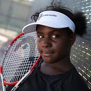 Tennis in Compton for ESPN