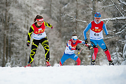 BUI Iryna, lAREMCHUK Aleksandr, Biathlon Middle Distance, Oberried, Germany