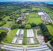 Warwick farm aerial images