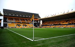 General views inside the ground- Mandatory by-line: Nizaam Jones/JMP - 02/03/2019 - FOOTBALL - Molineux - Wolverhampton, England -  Wolverhampton Wanderers v Cardiff City - Premier League
