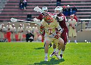 NCAA Men's Lacrosse: Keydets drop home opener to Saint Joseph's, 12-4
