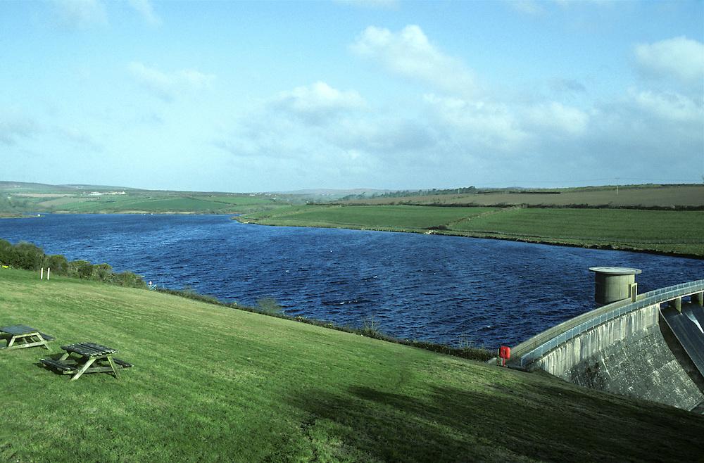 Drift Reservoir, Cornwall, UK