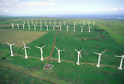 Windmills, South Point, Island of Hawaii<br />