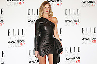 Rosie Huntington-Whiteley, ELLE Style Awards 2016, Millbank London UK, 23 February 2016, Photo by Richard Goldschmidt