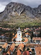 Piatra Secuiului and Rimetea, Romania