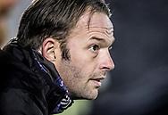 FODBOLD: Assistenttræner Brian Gellert (FC Helsingør) under kampen i ALKA Superligaen mellem FC Helsingør og AaB den 25. november 2017 på Helsingør Stadion. Foto: Claus Birch