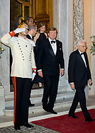 Rome, 21-06-2017 <br /> <br /> State visit from King Willem-Alexander and<br /> Queen M&aacute;xima to The Republic of Italy and The Holy See in Vatican City.<br /> <br /> Concertt performance: Janine Jansen concert and reception<br /> <br /> Palazzo Colonna <br /> <br /> <br /> <br /> <br /> COPYRIGHT: ROYALPORTRAITS EUROPE/ BERNARD RUEBSAMEN