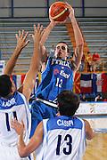 Campionato Europeo Maschile Under 20 Italia-Israele<br /> Luigi Datome