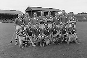 Limerick Team. All Ireland Junior Hurling Semi Final. Dublin v Limerick..Winners - Dublin..24.08.1952  24th August 1952
