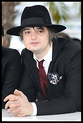 Pete Doherty at the Cannes Film Festival for his new film Confession of A Child of The Century , Sunday 20th, May 2012. Photo by: Stephen Lock / i-Images