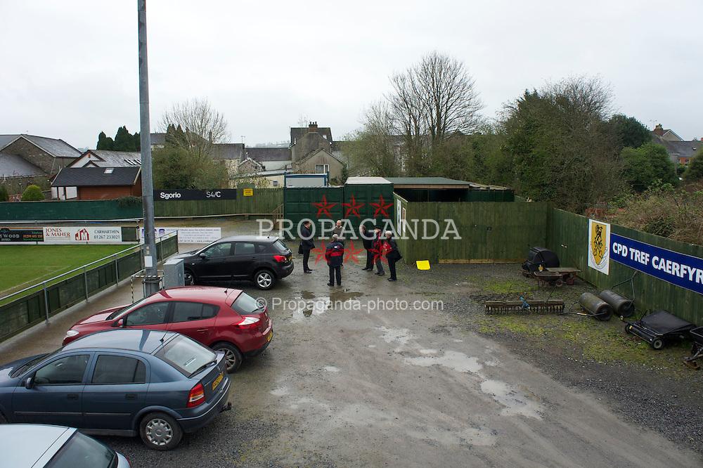 Facilities at Richmond Park.