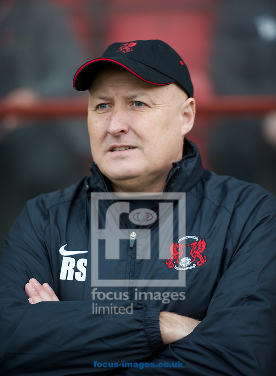 Picture by Alan Stanford/Focus Images Ltd +44 7915 056117<br /> 30/11/2013<br /> Manager Russell Slade of Leyton Orient  during the Sky Bet League 1 match at the Matchroom Stadium, London.