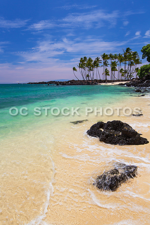 Scenic Stock Photo of the Big Island of Hawaii