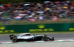 May 13, 2018 - Barcelona, Spain - Motorsports: FIA Formula One World Championship 2018, Grand Prix of Spain, .#77 Valtteri Bottas (FIN, Mercedes AMG Petronas Motorsport) (Credit Image: © Hoch Zwei via ZUMA Wire)