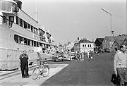 M/F Gotland i Visby hamn