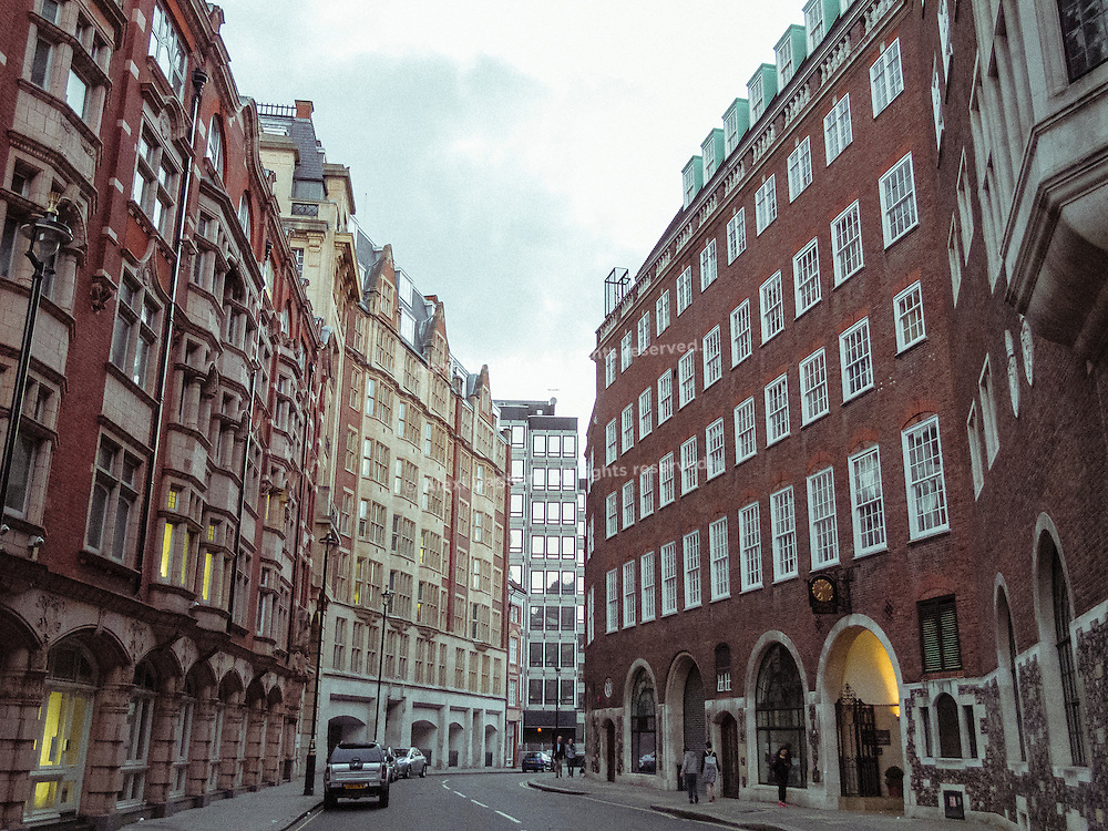 Great Smith St - London, England, 2016