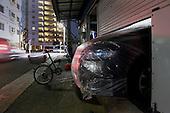 Japan - neighborhood - night