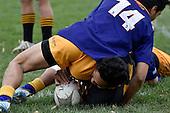 20160709 College Rugby - St Bernard's College v Wellington College