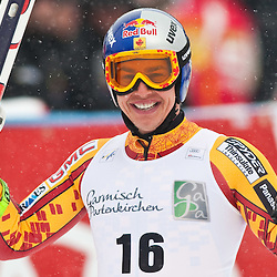 20100311: GER, FIS Worldcup Alpin Ski, Garmisch, Men SuperG