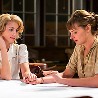 For Services Rendered by Somerset Maugham;<br /> Directed by Howard Davies;<br /> Yolanda Kettle (as Lois Ardsley);<br /> Jo Herbert (as Ethel Bartlett);<br /> Minerva, Chichester Festival Theatre, Chichester, UK,<br /> 5 August 2015