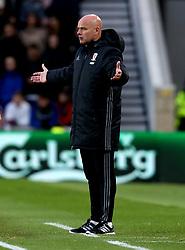 Middlesbrough manager Steve Agnew - Mandatory by-line: Robbie Stephenson/JMP - 26/04/2017 - FOOTBALL - Riverside Stadium - Middlesbrough, England - Middlesbrough v Sunderland - Premier League