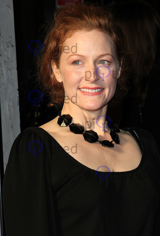 Geraldine Somerville UK Premiere of 'My Week with Marilyn' at the Cineworld, Haymarket, London - November 20th 2011....Photo by Jill Mayhew