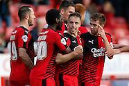 Crawley Town v  Leyton Orient 10/10/2015