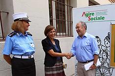 20120823 CONFERENZA STAMPA PRESENTAZIONE NUOVA SEDE VIGILI URBANI
