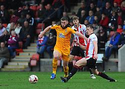 Cheltenham Town assistant manager Russell Milton looks on - Mandatory by-line: Nizaam Jones/JMP - 18/03/2017 - FOOTBALL - LCI Rail Stadium - Cheltenham, England - Cheltenham Town v Cambridge United - Sky Bet League Two