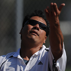 tennis at Cal State Fullerton University.