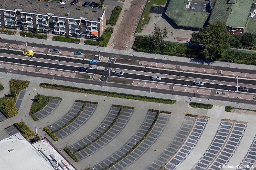 Leeuwarden- Julianalaan en omgeving