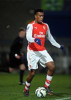 Alex Iwobi of Arsenal