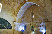 Nebi Samwil or Tomb of Samuel in the outskirts of Jerusalem Israel