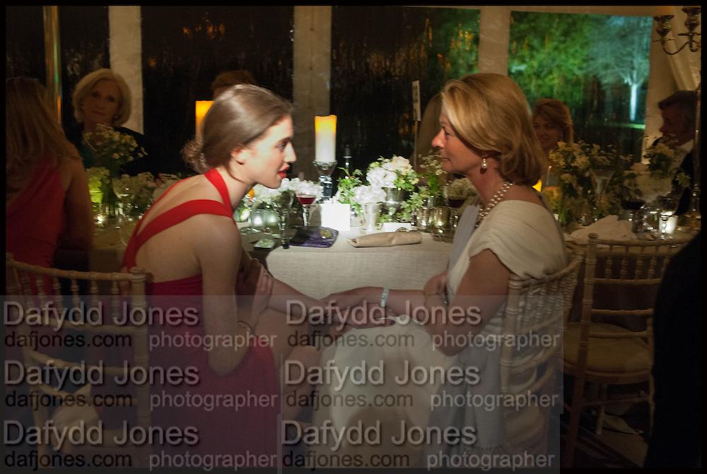 Party to celebrate the marriage of Kate Reardon to Charles Gordon-Watson. Sydmonton. 18 May 2013