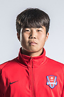 **EXCLUSIVE**Portrait of Chinese soccer player Liu Bin of Chongqing Dangdai Lifan F.C. SWM Team for the 2018 Chinese Football Association Super League, in Chongqing, China, 27 February 2018.
