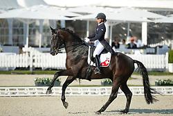 Wettstein Estelle, (SUI), Friedrich der Grobe<br /> Grand Prix U25<br /> CDIO Hagen 2015<br /> © Hippo Foto - Stefan Lafrentz