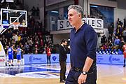 Massimo Galli<br /> Banco di Sardegna Dinamo Sassari - Victoria Libertas VL Pesaro<br /> Legabasket Serie A LBA PosteMobile 2017/2018<br /> Sassari, 26/12/2018<br /> Foto L.Canu / Ciamillo-Castoria