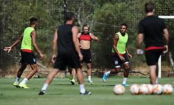 Luke Freeman of Bristol City (centre)  - Photo mandatory by-line: Joe Meredith/JMP - Mobile: 07966 386802 - 16/07/2015 - SPORT - Football - Albufeira -  - Pre-Season Training