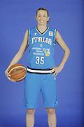 DESCRIZIONE : Venezia Additional Qualification Round Eurobasket Women 2009 Posati Nazionale Femminile<br /> GIOCATORE : Laura Macchi<br /> SQUADRA : Nazionale Italia Donne<br /> EVENTO : <br /> GARA : <br /> DATA : 04/01/2009<br /> CATEGORIA : Ritratto<br /> SPORT : Pallacanestro<br /> AUTORE : Agenzia Ciamillo-Castoria/M.Gregolin