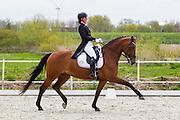 Judith Evers van Loon - Beaumonde<br /> Subtop Maasdijk 2016<br /> © DigiShots