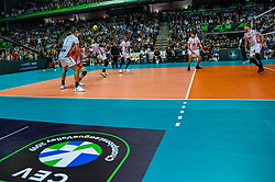 18-05-2019 GER: CEV CL Super Finals Zenit Kazan - Cucine Lube Civitanova, Berlin<br /> Civitanova win the Champions League by beating Zenit in four sets / Centercourt