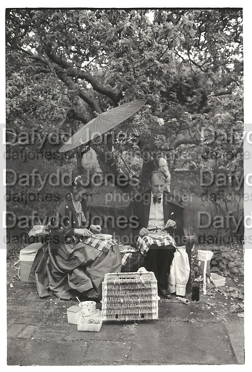 Anthony Bowles, Sarah Bowles, Glyndebourne. 28 May 1984.