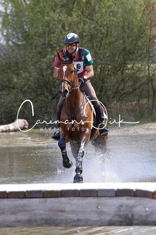 Van Vaerenbergh Rik, BEL, Indira<br /> Nationale LRV-Eventingkampioenschap Minderhout 2017<br /> &copy; Hippo Foto - Kris Van Steen<br /> 30/04/17